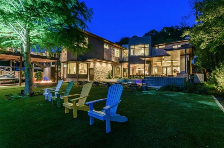 Lake Austin Luxury Home