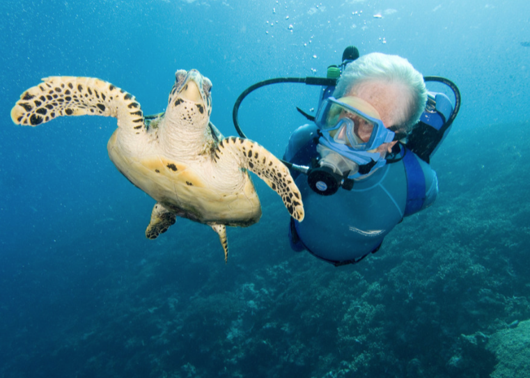 Jean-Michel Cousteau