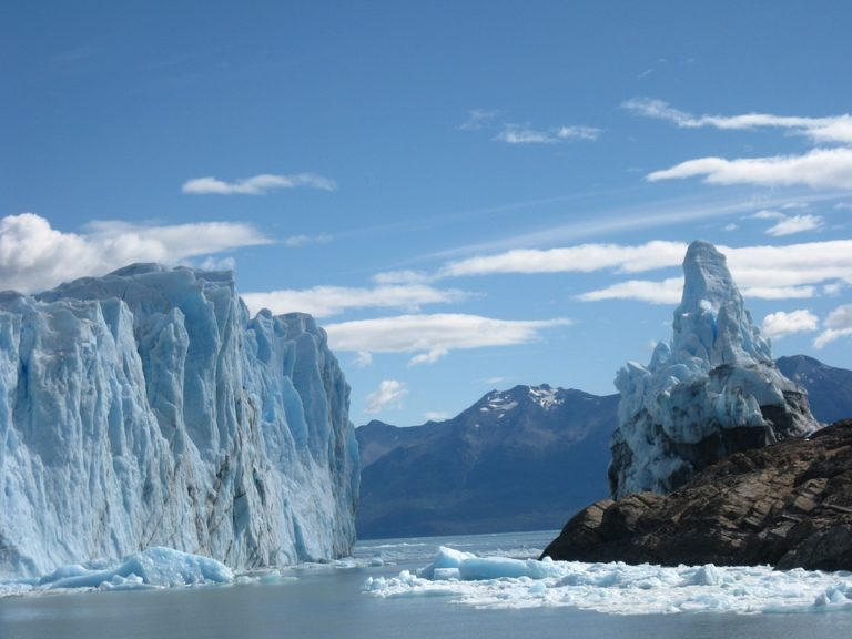 world heritage glaciares