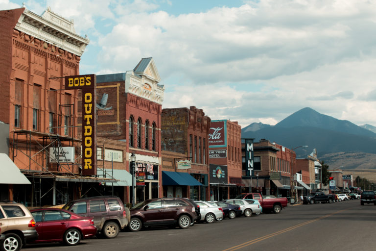 Livingston, Montana