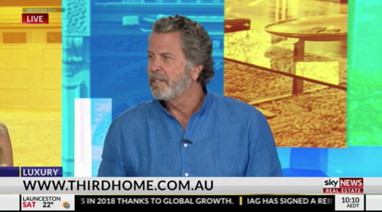 THIRDHOME launch australia
