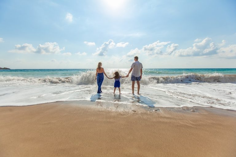 Kid Friendly Beach Vacations