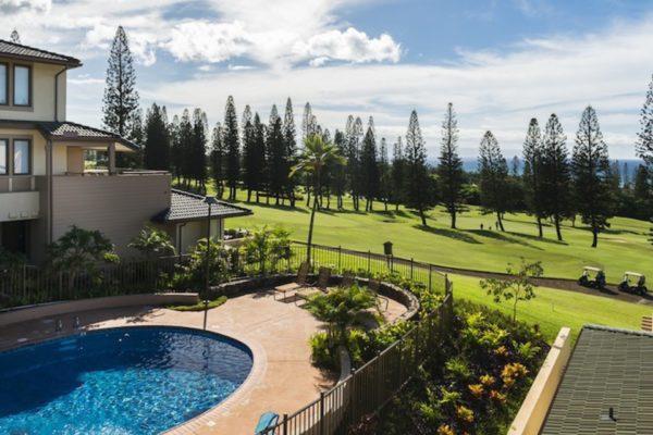 Keyless Hawaii house