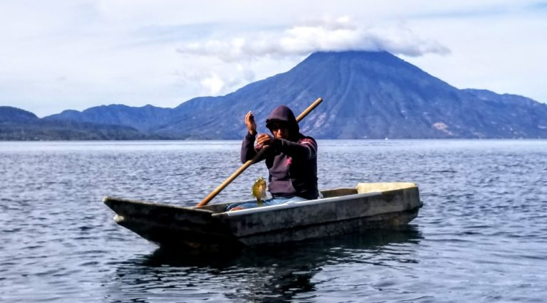Larry Grossman Lake Atitlan Guatemala THIRDHOME