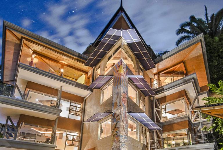 Villa punto de vista Costa Rica