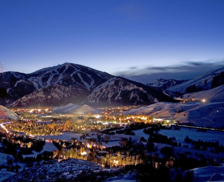 idaho ski village