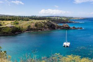 Maui vs Big Island Beaches Honolua Bay maui