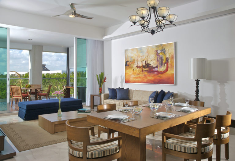Grand Luxxe Suite Condo at Vidanta Riviera Maya