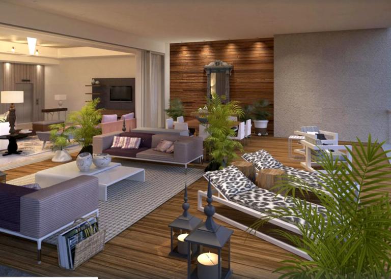 Four Bedroom Residence Vidanta Riviera Maya