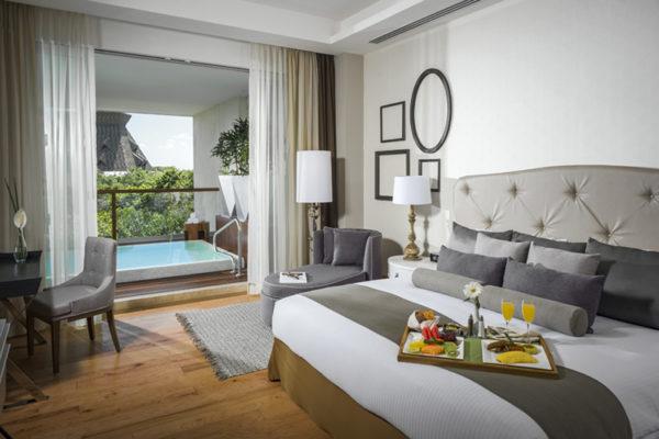 GRAND LUXXE TWO BEDROOM SPA SUITE AT VIDANTA RIVIERA MAYA