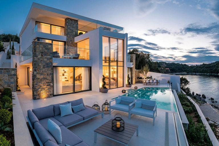 Croatian Villas key visual